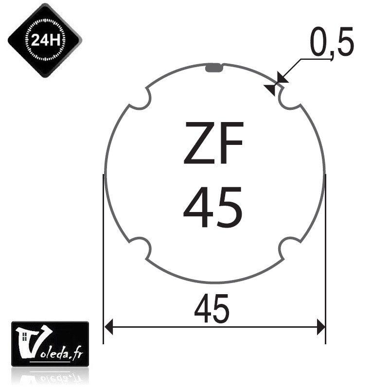 Bagues moteur volet roulant Simu-Somfy - ZF 45