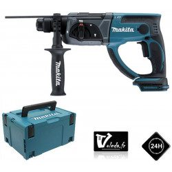 Perforateur burineur Makita SDS-Plus 18 V - Makita DHR202ZJ