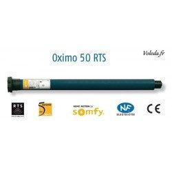 Moteur Somfy Oximo RTS 50/12