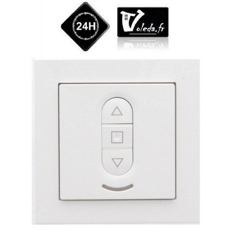 Emetteur becker easy control ec411