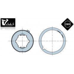 Bagues adaptation moteur Nice Era M et MH - Rond interne 47