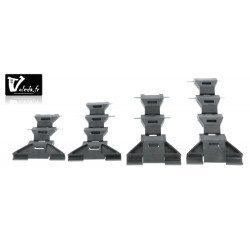 Charniere VAS volet roulant 3 maillons lame 14 mm