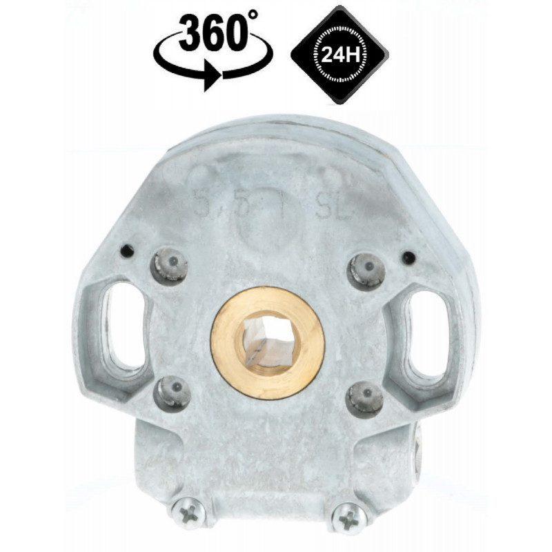 Treuil vis sans fin 1/5,5 H07-C07 - SFC