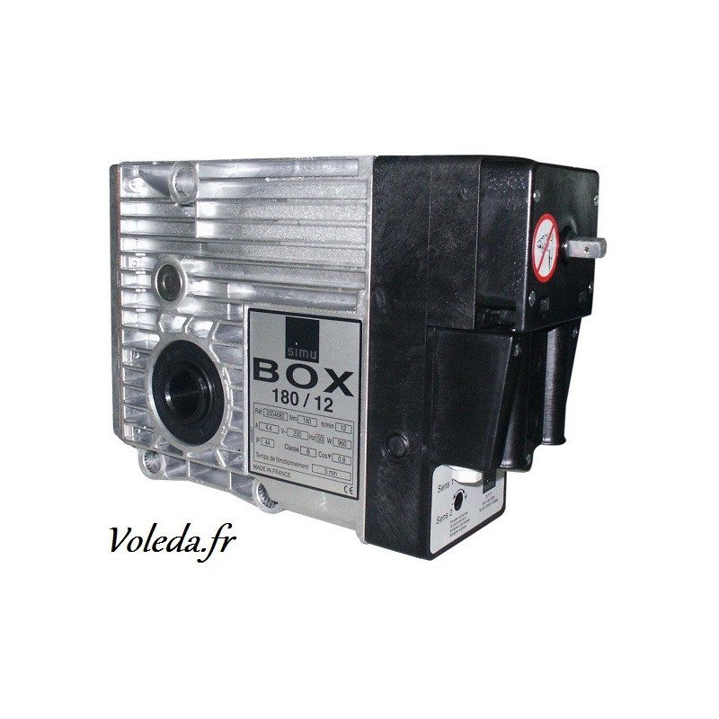 Simubox 250 newtons Monophasé - 250/8
