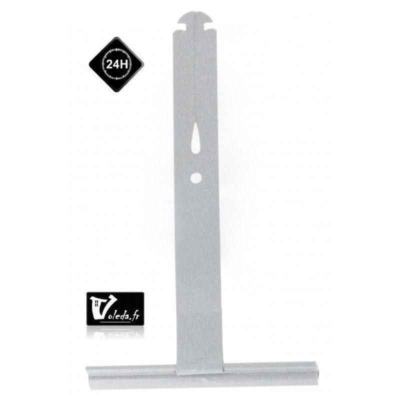 Attache souple ressort tablier volet roulant 170 mm lame 9 mm