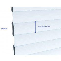 Embout de lame 40-42 mm volet roulant - SPE040R