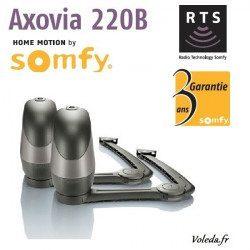 2 Moteurs Somfy Axovia 220B