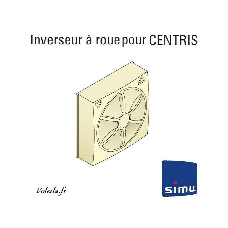Inverseur à roue - moteur Simu Centris