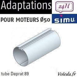 Bagues moteur volet roulant Simu T5 Dmi5 - Deprat 89