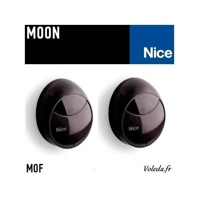 Photocellules Nice Moon MOF