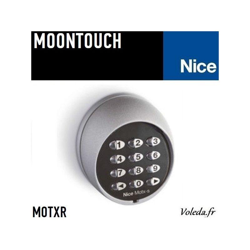 Digicode Nice Moontouch MOT