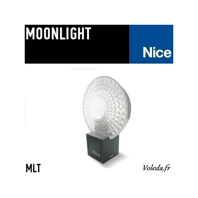Lampe Nice MoonLight MLT signalisation clignotante