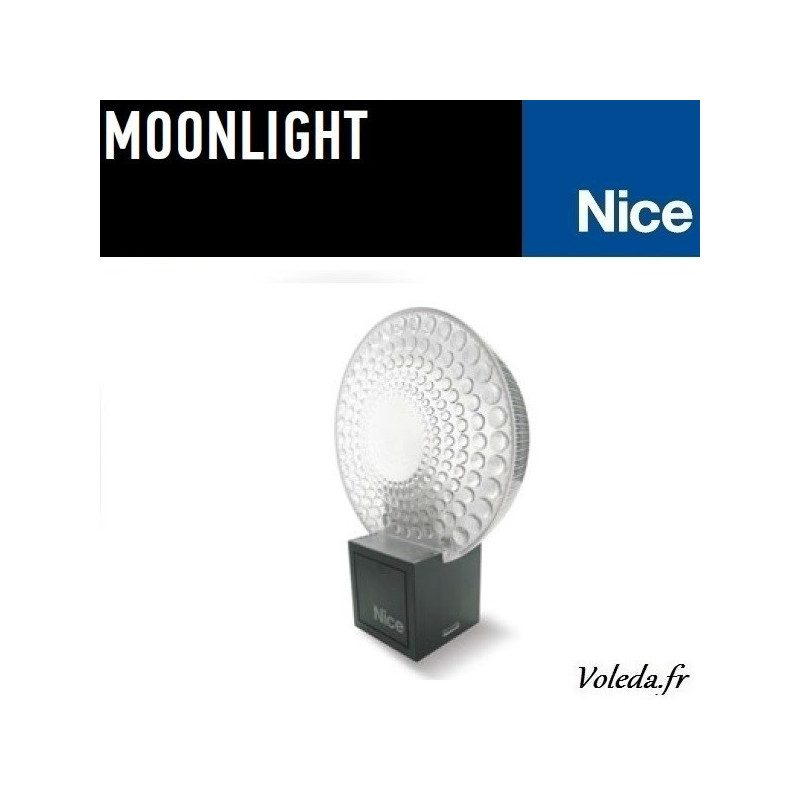 Lampe Nice MoonLight MLL signalisation