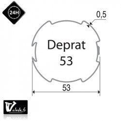 Bagues adaptation moteur Came 45 mm - Rond Deprat 53