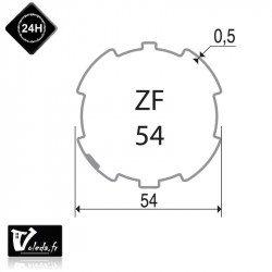 Bagues adaptation moteur Deprat ZF 54 - Deprat 53
