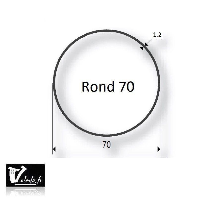 Bagues adaptation moteur Came 55 mm - Rond 70