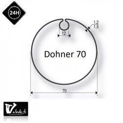 Bagues moteur volet roulant Simu-Somfy LT50 T5 - Dohner 70 Goutte 12