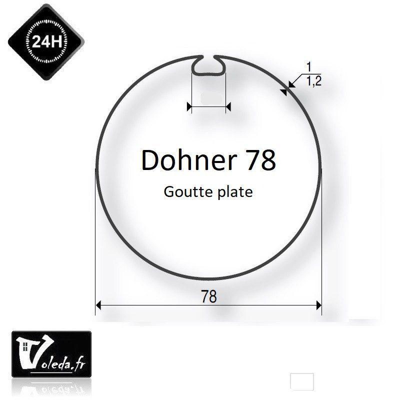 Bagues moteur volet roulant Simu T6 Dmi6 - Dohner 78 GP