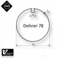 Bagues moteur volet roulant Simu-Somfy LT50 T5 Dohner 78