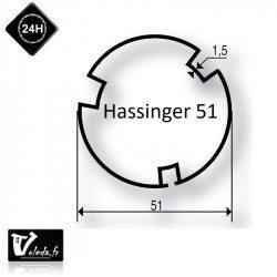 Bague adaptation moteur Somfy LS40 Hassinger 51