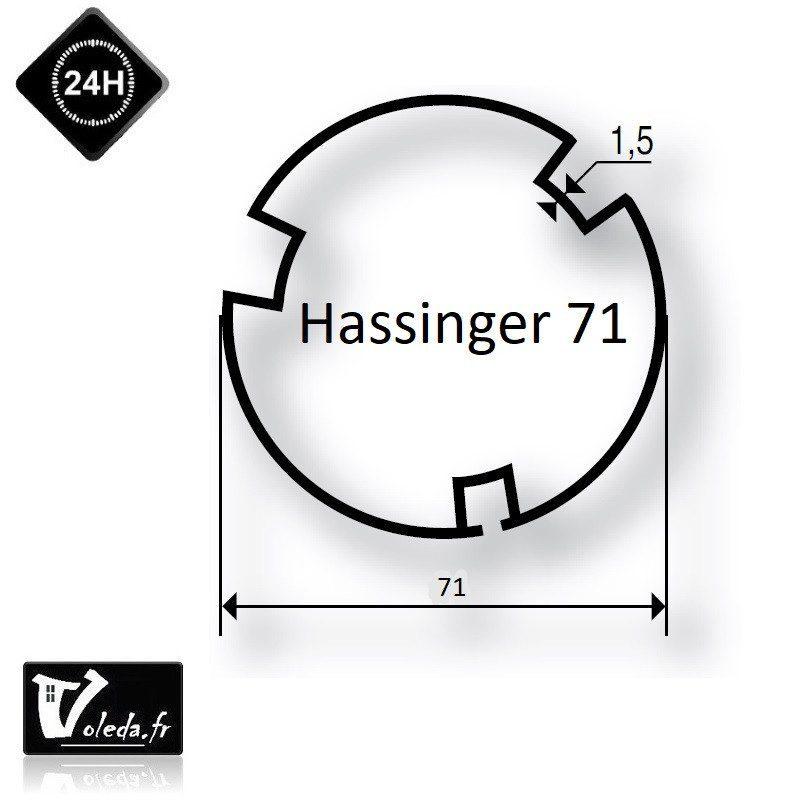 Bagues moteur volet roulant Simu T5 Dmi5 - Hassinger 71