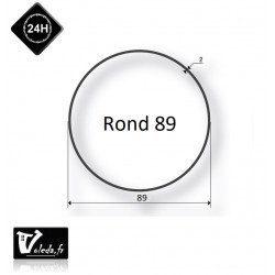 Bagues moteur volet roulant Simu T6 Dmi6 - Rond 89