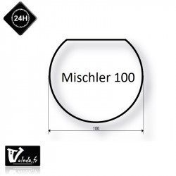 Bague adaptation moteur Somfy LT60 Mischler 100