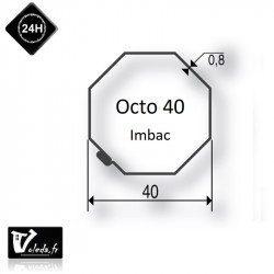 Bagues moteur volet roulant Simu T3.5 - Octo 40 Imbac