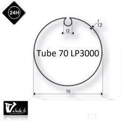 Bagues moteur volet roulant Simu T5 Dmi5 - Tube 70 LP3000