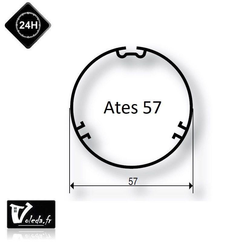 Bague adaptation moteur Somfy LT50 Ates 57