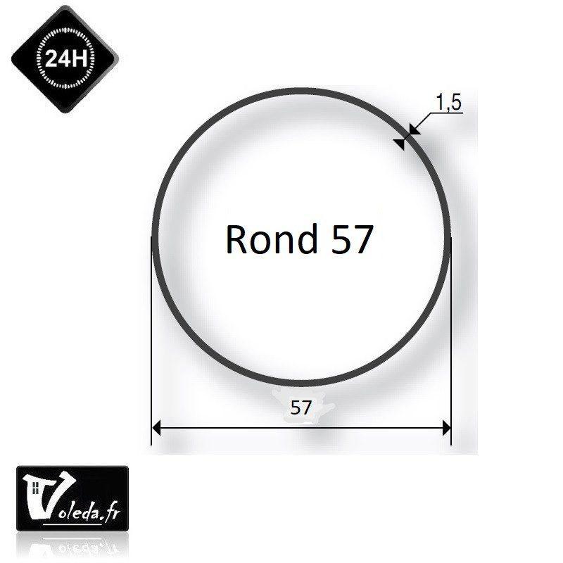 Bagues adaptation moteur Came 45 mm Rond 57