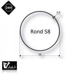 Bagues adaptation moteur Came 45 mm - Rond 58