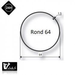 Bagues moteur volet roulant Simu T5 Dmi5 - Rond 63
