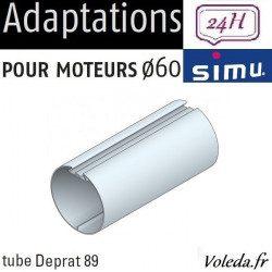 Bagues moteur volet roulant Simu T6 Dmi6 - Deprat 89
