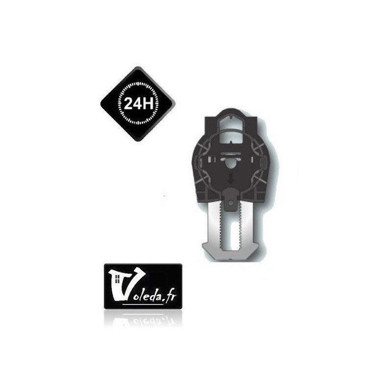 Support moteur Somfy LT50 universel pour joue 125 à 165 mm