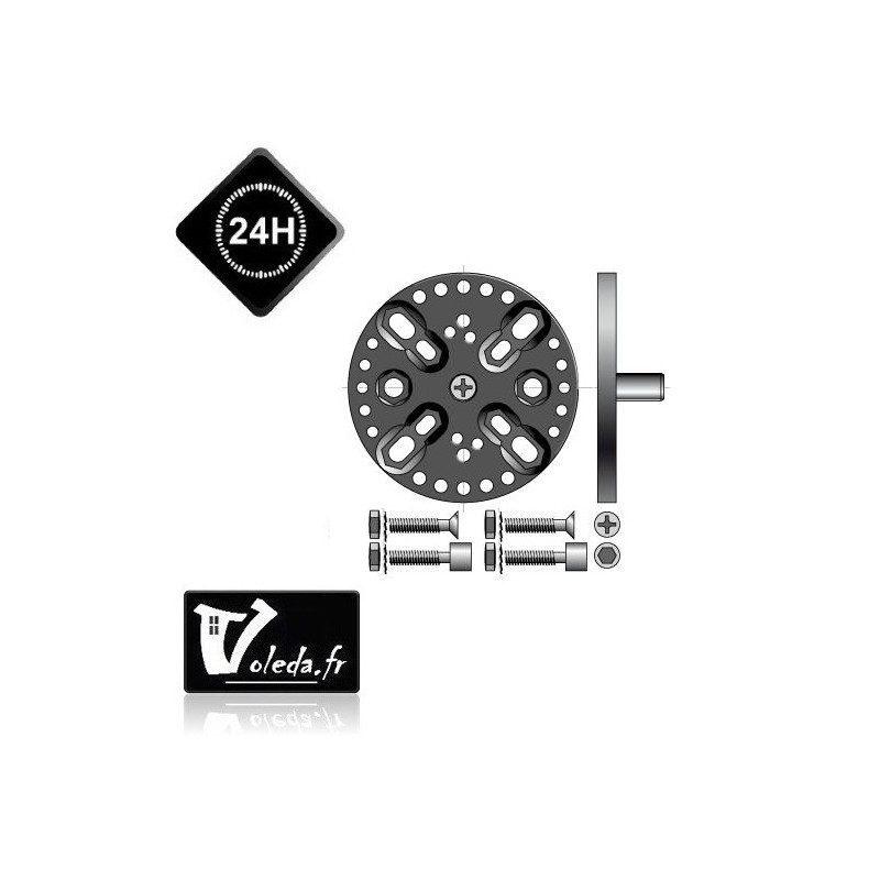 Support moteur Somfy LT50-LT60 CSI store pion 12