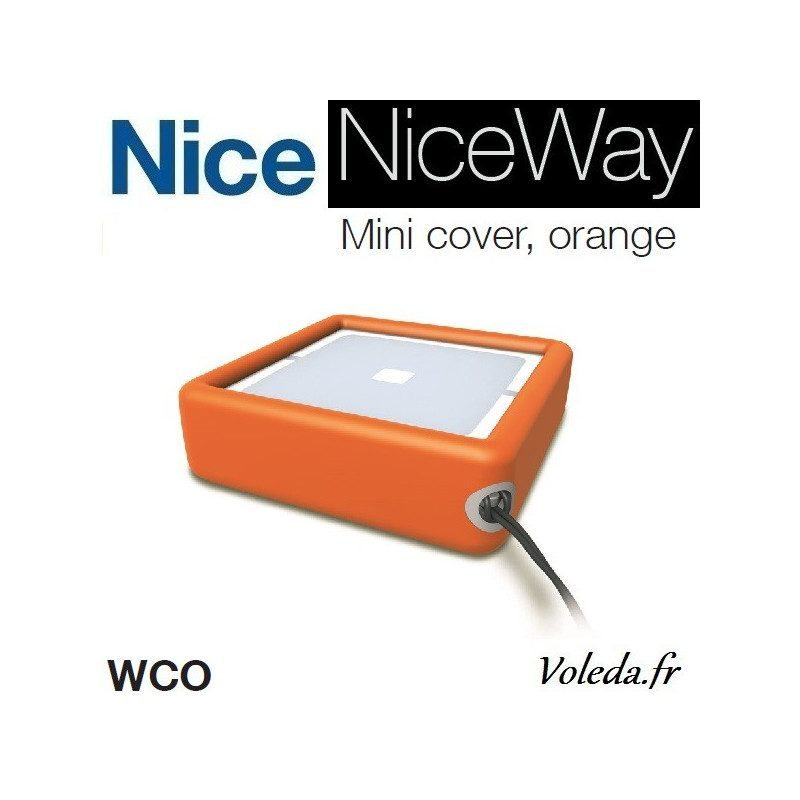 Support Nice GO Orange portable - emetteur NiceWay