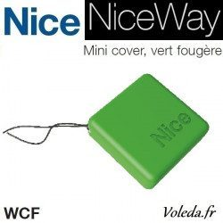 Support Nice GO Vert fougère portable - emetteur NiceWay