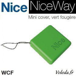 Support Nice GO Vert fougère portable - emetteur NiceWay