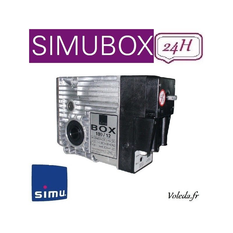 Simubox 300 newtons Triphasé - 300/12