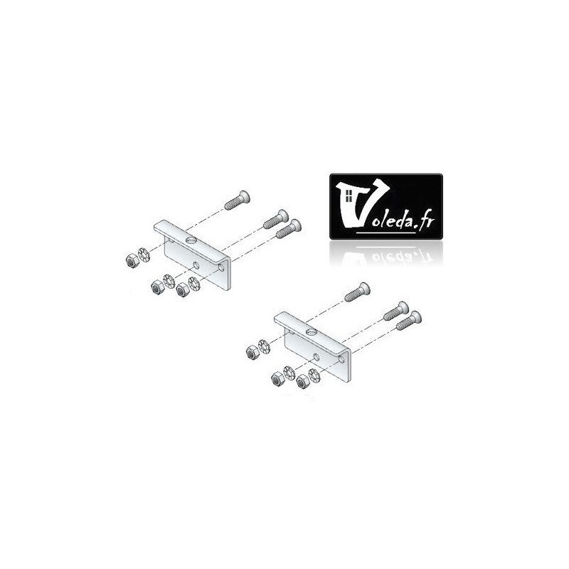 Supports moteur Simu T8 350-450 Nm T9 940-960 Nm