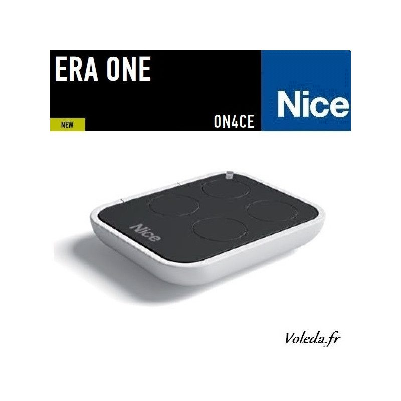 Telecommande - Emetteur Nice Era One 4 canaux - ON4CE