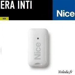 Telecommande - Emetteur Nice Era Inti 1 canal - Rouge