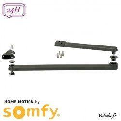 Bras à glissière moteur Somfy Axovia Multipro 3s
