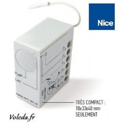 Recepteur miniaturisé alarme Nice HSTT2N