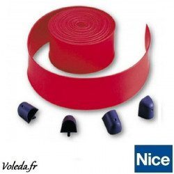 Bande Antichoc Nice WA6 pour lisse Nice WA21, WA22