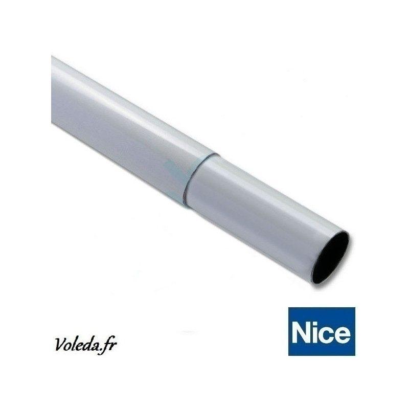 Lisse tubulaire Nice WA24 pour barrière parking  Nice SIGNO6