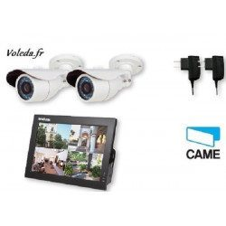Kit Videosurveillance Came XKIT04CVR1 Analogique