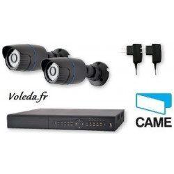 Kit Videosurveillance Came HD-SDI XKIT04SDI
