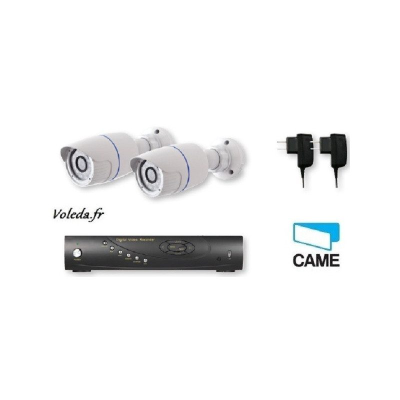 Kit Videosurveillance Came IP XKIT2804N